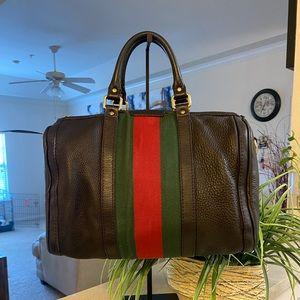 ♥️🤎💚 Gucci Boston Bag ❤️🤎💚